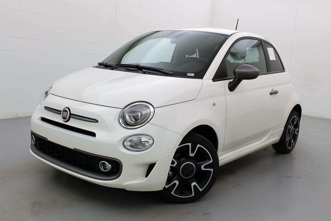 Fiat 500 Sport >> Fiat 500 Sport 69 Reserve Online Now Cardoen Cars