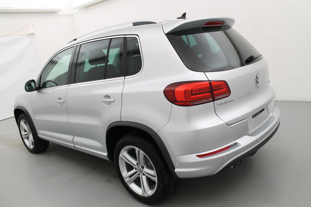 VW Tiguan sport & st