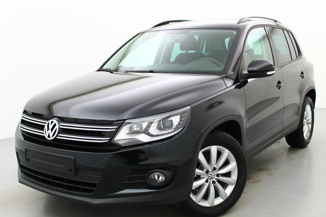 vw tiguan trend fun cr tdi 110 bmt te koop aan de laagste prijs cardoen autosupermarkt. Black Bedroom Furniture Sets. Home Design Ideas