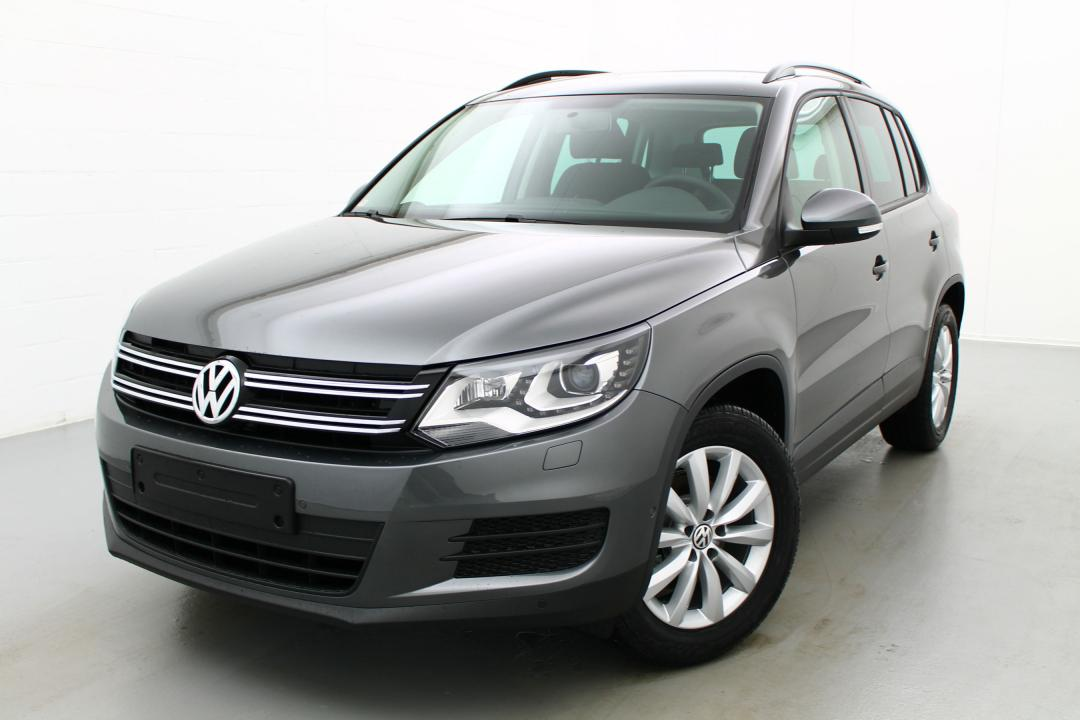 vw tiguan trend fun tsi 125 bmt au meilleur prix cardoen voitures. Black Bedroom Furniture Sets. Home Design Ideas