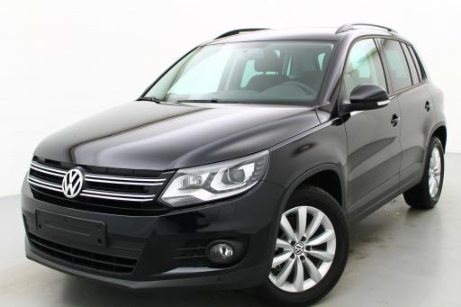 vw tiguan trend fun cr tdi 110 bmt te koop aan de. Black Bedroom Furniture Sets. Home Design Ideas