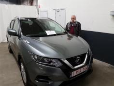 Nissan Qashqai acenta dig-t 115 2wd xtrronic gekocht bij Namen