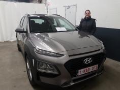 Hyundai Kona t-gdi premium 120 gekocht bij Namur