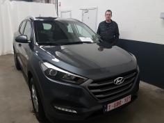 Hyundai Tucson pure plus gdi 132 2wd isg gekocht bij Namur