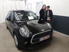 Mini - 5 doors - one 102 gekocht bij Namur
