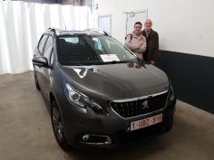 Peugeot - 2008 - active puretech 82 gekocht bij Namur