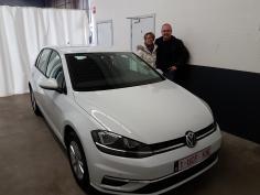 Volkswagen - Golf VII - comfortline tsi 110 gekocht bij Namur