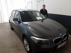 BMW - 116 Hatch (f20 lci)  gekocht bij Namur
