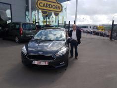 Ford - Focus Clipper - business class ecoboost 100 gekocht bij Namur