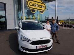 Ford - Grand C-Max - trend ecoboost 125 st/st gekocht bij Namur