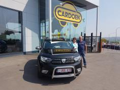 Dacia - Sandero Stepway - laureate tce 90 gekocht bij Namur