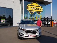 Hyundai - Tucson - comfort plus crdi 115 2wd isg gekocht bij Namur