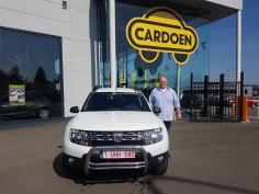 Dacia - Duster - sl open 115 2wd gekocht bij Namur