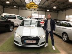 Audi A3 sportback gekocht bij Brugge