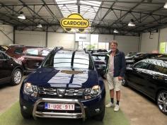 Dacia Duster laureate gekocht bij Brugge