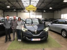 Renault Kadjar gekocht bij Brugge