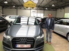 Audi Q3 gekocht bij Brugge