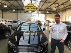 Ford Mondeo clipper gekocht bij Brugge