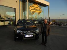 Dacia Duster laureate 115 2wd gekocht bij Namen