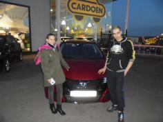 Honda Civic Tourer-elegance  gekocht bij Namen
