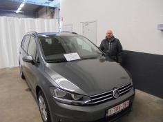 VW Touran Trendline tsi 110 gekocht bij Namen