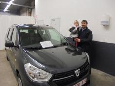 Dacia Lodgy SL open 102 7 places gekocht bij Namen