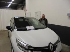 Renault Captur intens tce energy 90 gekocht bij Namen