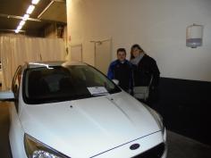 Ford Focus Clipper business class ecoboost 100 gekocht bij Namen