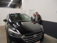 Hyundai Tucson Premium Gdi 132cv 2wd isg gekocht bij Namen