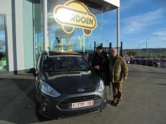 Ford B-max Trend Ecoboost 100 gekocht bij Namen