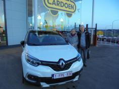 Renault Captur Intens Tce energy 118 edc gekocht bij Namen
