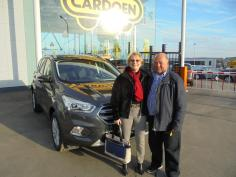 Ford Kuga  gekocht bij Namen