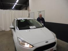 Ford Focus  gekocht bij Namen