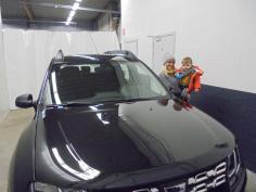 Dacia Duster sl open 115 2wd gekocht bij Namen