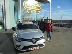 Renault Clio IV Grandtour limited 74 gekocht bij Namen