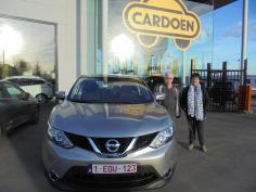 Nissan Qashqai Acenta dci 100 2wd gekocht bij Namen