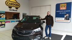 Opel Mokka X gekocht bij Lier