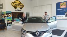 Renault Megane gekocht bij Lier