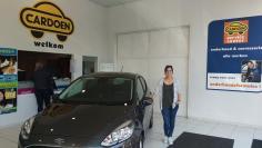 Ford Fiesta gekocht bij Lier