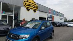 Dacia Sandero gekocht bij Lier