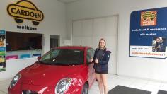 Alfa Romeo Mito gekocht bij Lier