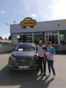Hyundai Tucson premium gdi 132  gekocht bij Cardoen