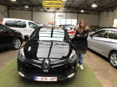 Renault Clio IV gekocht bij Brugge