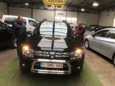 Dacia Duster gekocht bij Brugge