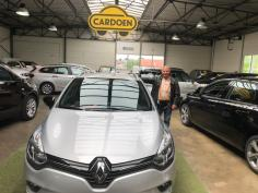 Renault Clio Grandtour gekocht bij Brugge