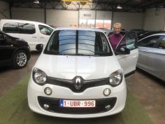 Renault Twingo  gekocht bij Brugge