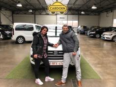 Hyundai Tucson gekocht bij Brugge