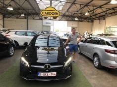 Mercedes Cla 180 Shooting Brake gekocht bij Brugge