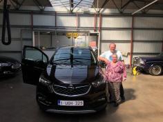 Opel Mokka X edition gekocht bij Brugge
