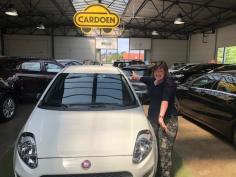 Fiat Punto Street gekocht bij Brugge